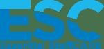 ESC logo with name_blue